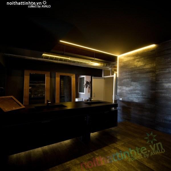 Thiết kế nội thất - cải tạo chung cư ở Barcelona 01