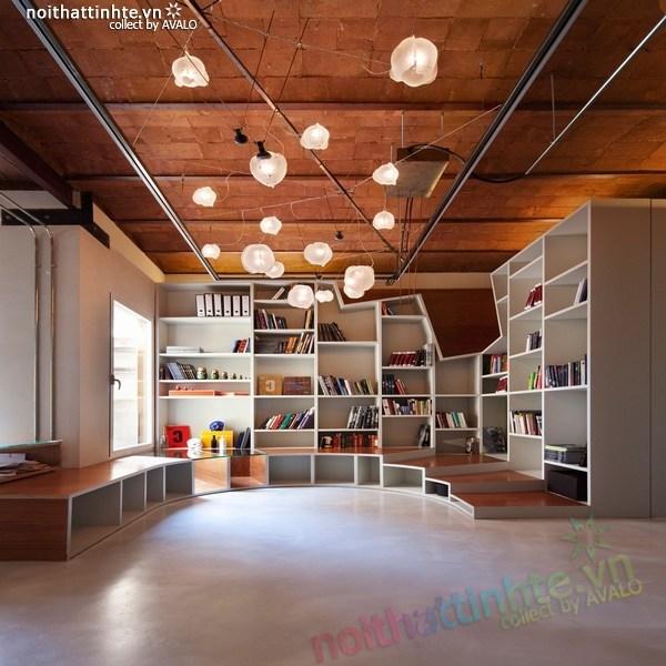 Thiết kế nội thất - cải tạo chung cư ở Barcelona 02