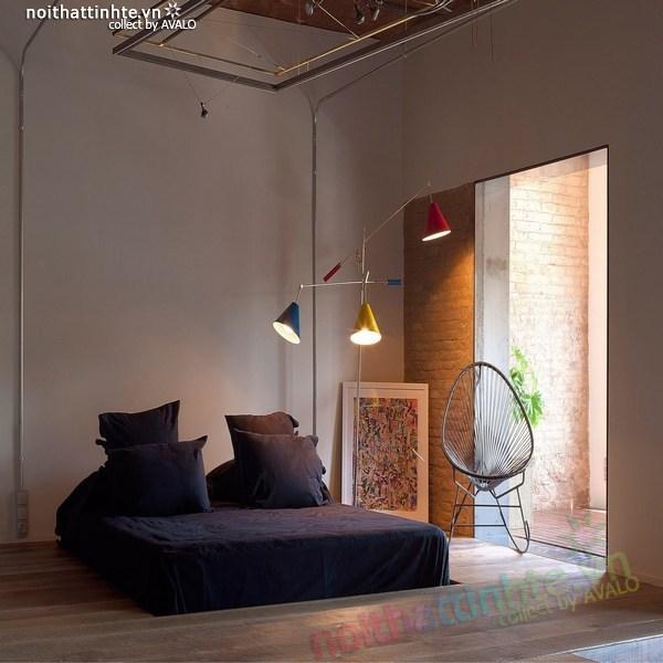 Thiết kế nội thất - cải tạo chung cư ở Barcelona 03