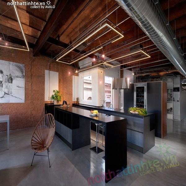 Thiết kế nội thất - cải tạo chung cư ở Barcelona 05