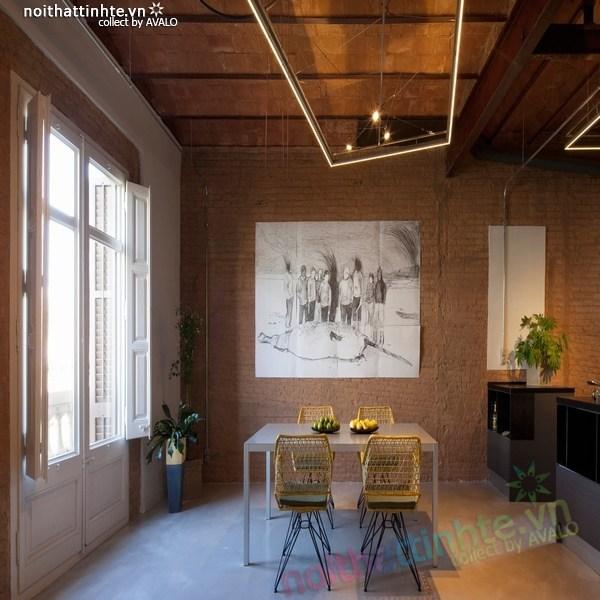 Thiết kế nội thất - cải tạo chung cư ở Barcelona 07