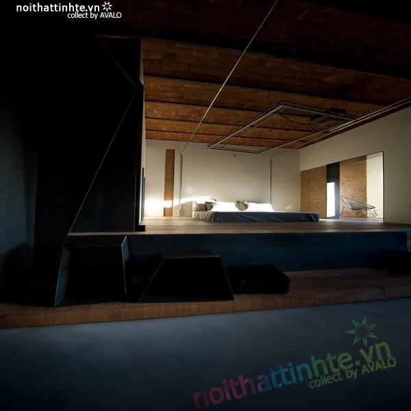 Thiết kế nội thất - cải tạo chung cư ở Barcelona 08