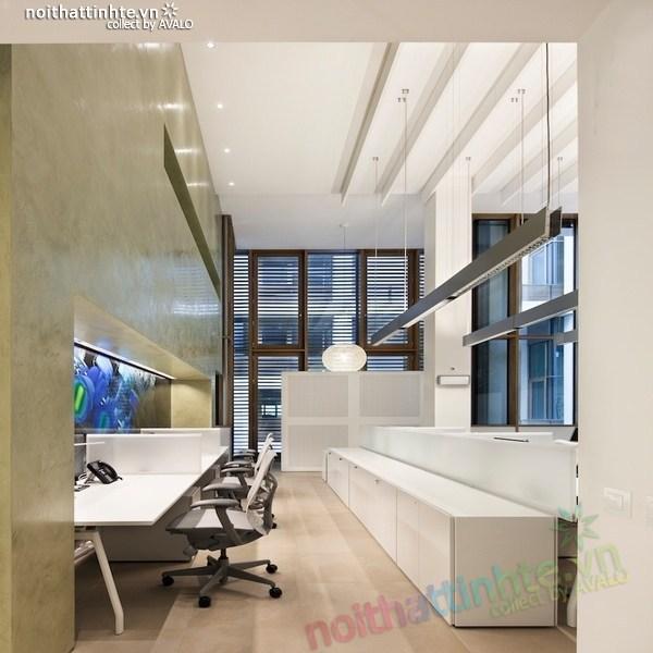 Thiết kế văn phòng Autodesk ở Milan 11