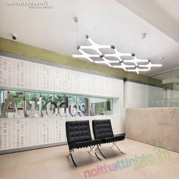 Thiết kế văn phòng Autodesk ở Milan 02