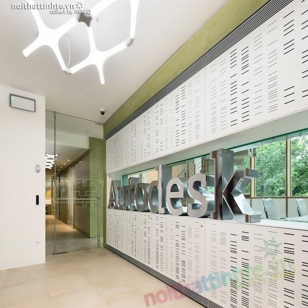 Thiết kế văn phòng Autodesk ở Milan 06