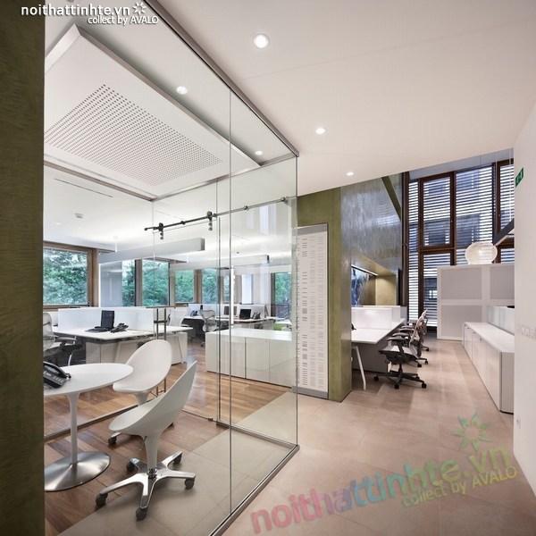Thiết kế văn phòng Autodesk ở Milan 07