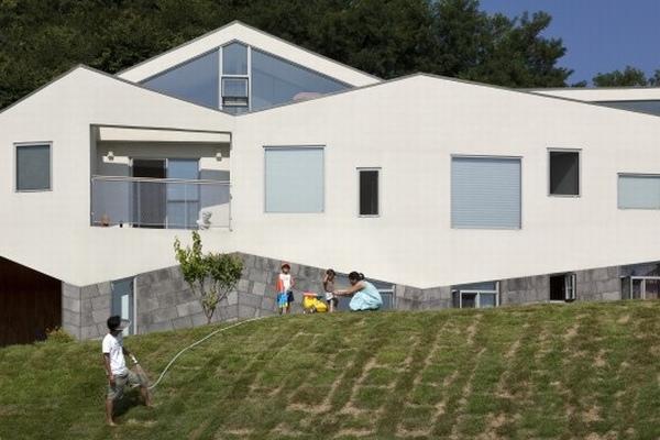 Mẫu nhà đẹp 2 tầng Panorama 07