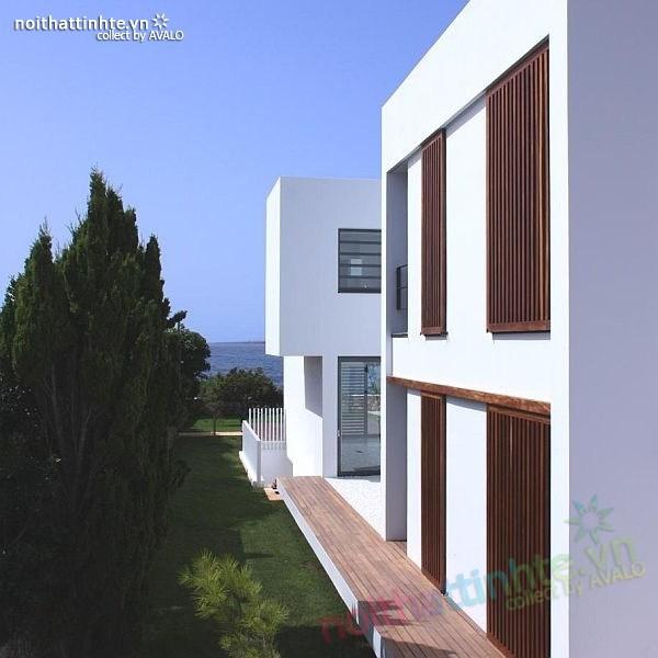 Biệt thự đẹp 2 tầng ở bãi biển Barcelona 10