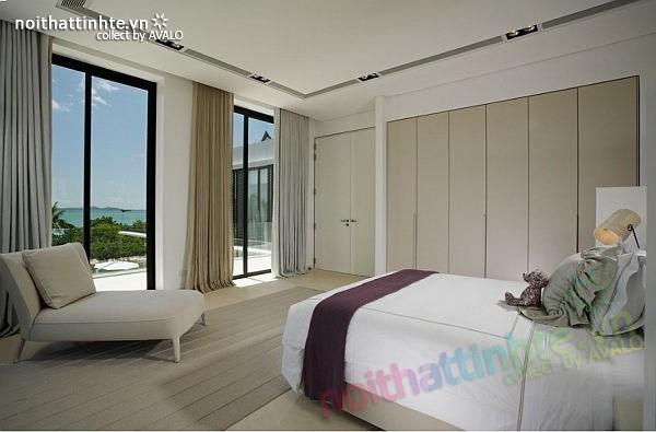 Biệt thự đẹp 2 tầng ở bãi biển Barcelona 04