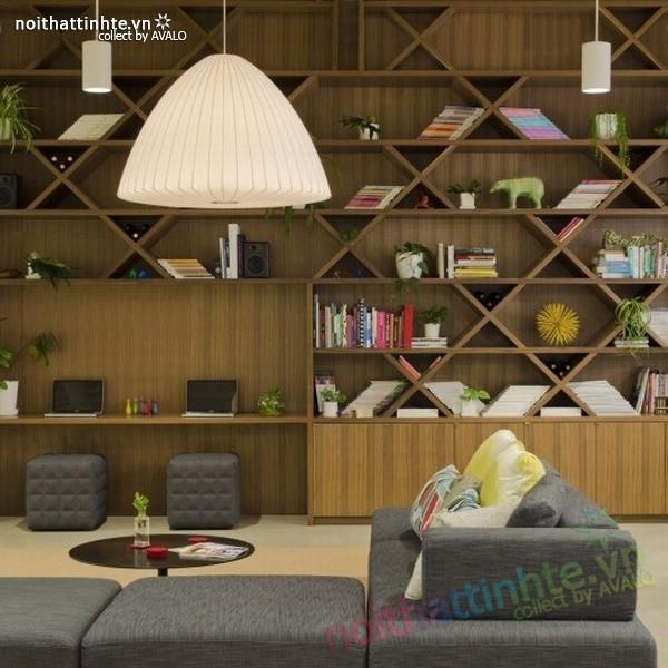 Thiết kế nội thất văn phòng kiến trúc ở Oregon 01