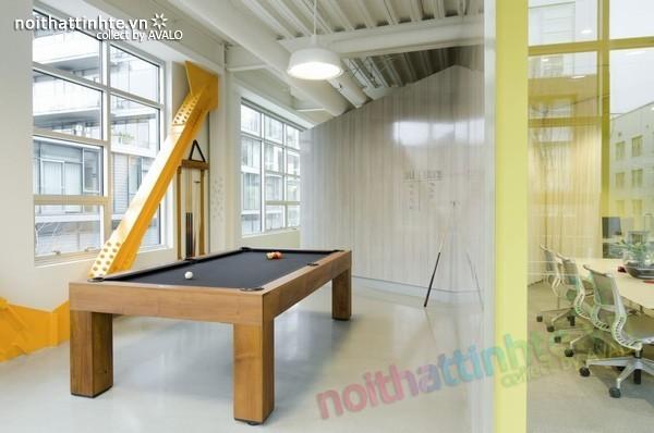 Thiết kế nội thất văn phòng kiến trúc ở Oregon 02