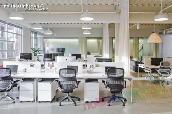 Thiết kế nội thất văn phòng kiến trúc ở Oregon 03