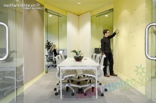 Thiết kế nội thất văn phòng kiến trúc ở Oregon 07