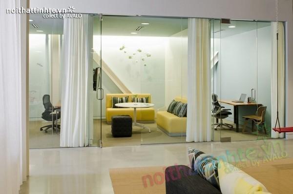 Thiết kế nội thất văn phòng kiến trúc ở Oregon 08