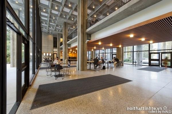 Thiết kế nội thất thư viện McHenry 06