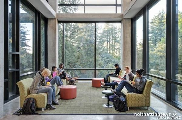 Thiết kế nội thất thư viện McHenry 08