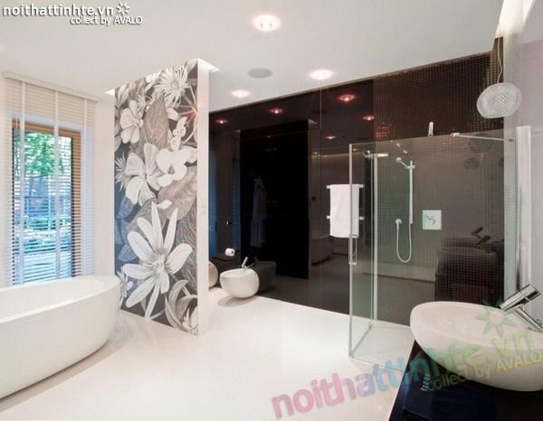 Thiết kế nội thất biệt thự đẹp Konstancin – Ba Lan 09