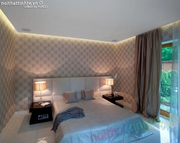 Thiết kế nội thất biệt thự đẹp Konstancin – Ba Lan 07