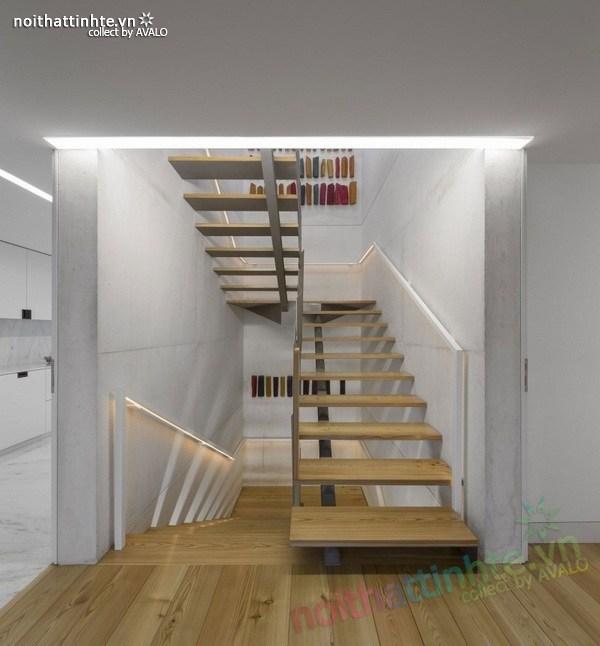 Thiết kế nội thất nhà Travanca - Bồ Đào Nha 09