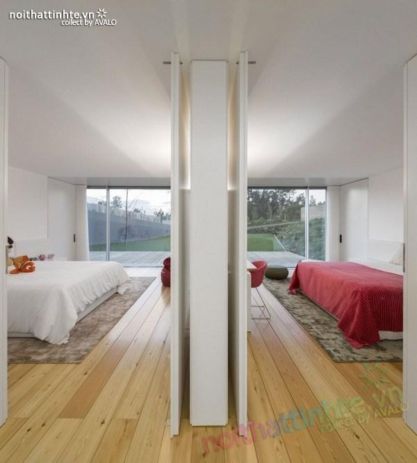 Thiết kế nội thất nhà Travanca - Bồ Đào Nha 10