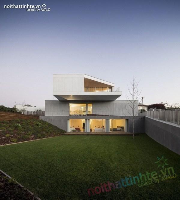 Thiết kế nội thất nhà Travanca - Bồ Đào Nha 11
