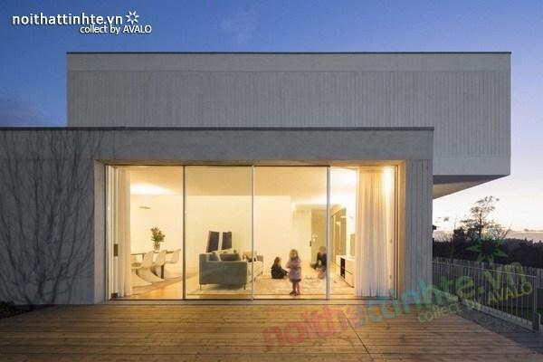 Thiết kế nội thất nhà Travanca - Bồ Đào Nha 12