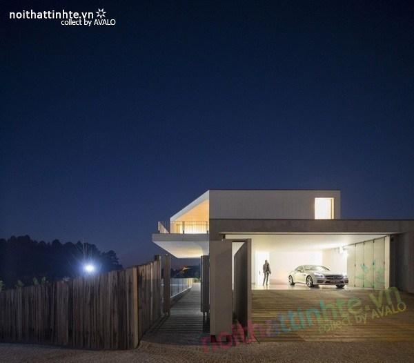 Thiết kế nội thất nhà Travanca - Bồ Đào Nha 13