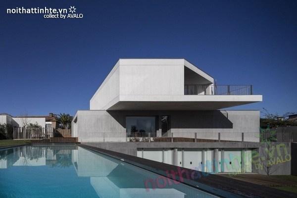 Thiết kế nội thất nhà Travanca - Bồ Đào Nha 01