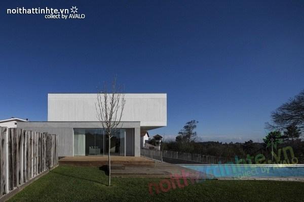 Thiết kế nội thất nhà Travanca - Bồ Đào Nha 02