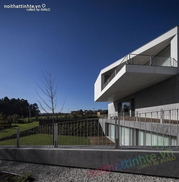 Thiết kế nội thất nhà Travanca - Bồ Đào Nha 03