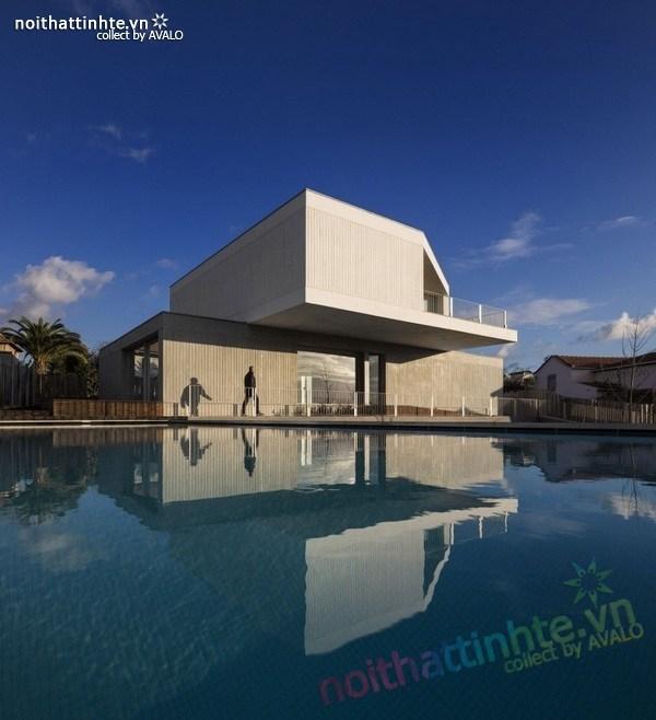 Thiết kế nội thất nhà Travanca - Bồ Đào Nha 04