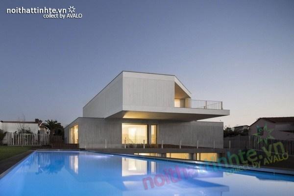Thiết kế nội thất nhà Travanca - Bồ Đào Nha 05