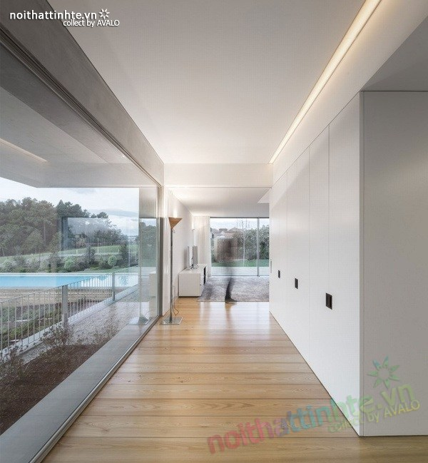 Thiết kế nội thất nhà Travanca - Bồ Đào Nha 07