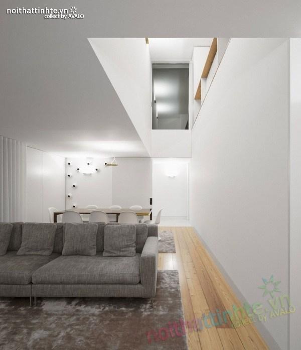 Thiết kế nội thất nhà Travanca - Bồ Đào Nha 08