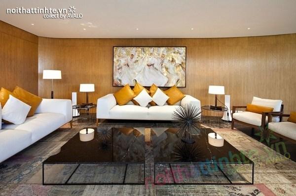 Mẫu nhà đẹp 2 tầng hình tròn ở Kuwait 06