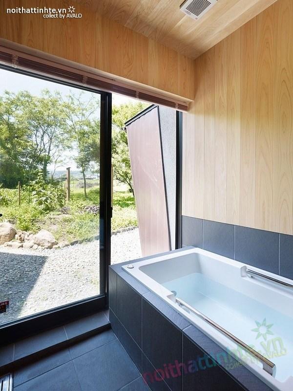 Thiết kế nhà cấp 4 đẹp Yatsugatake - Nhật Bản 12