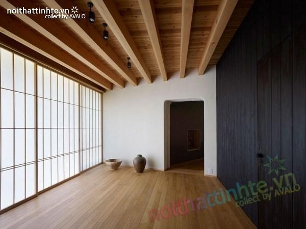 Thiết kế nhà cấp 4 đẹp Yatsugatake - Nhật Bản 05