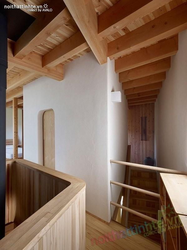 Thiết kế nhà cấp 4 đẹp Yatsugatake - Nhật Bản 07