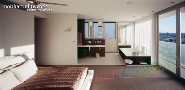 Thiết kế nhà đẹp 2 tầng nội thất sang trọng ở Sydney 09