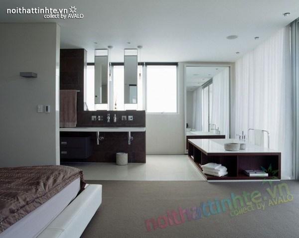 Thiết kế nhà đẹp 2 tầng nội thất sang trọng ở Sydney 10