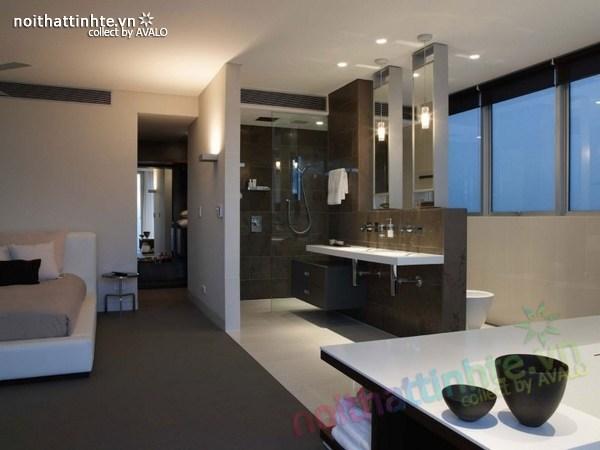 Thiết kế nhà đẹp 2 tầng nội thất sang trọng ở Sydney 11
