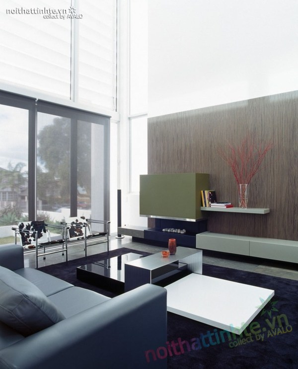 Thiết kế nhà đẹp 2 tầng nội thất sang trọng ở Sydney 02
