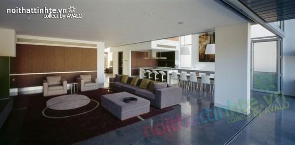Thiết kế nhà đẹp 2 tầng nội thất sang trọng ở Sydney 03