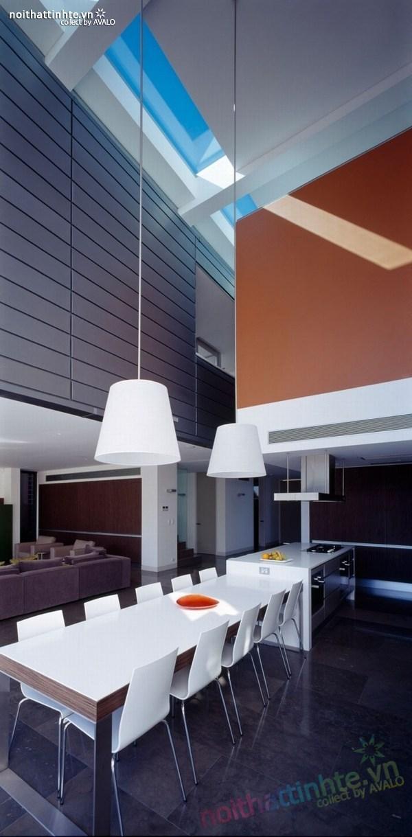 Thiết kế nhà đẹp 2 tầng nội thất sang trọng ở Sydney 04
