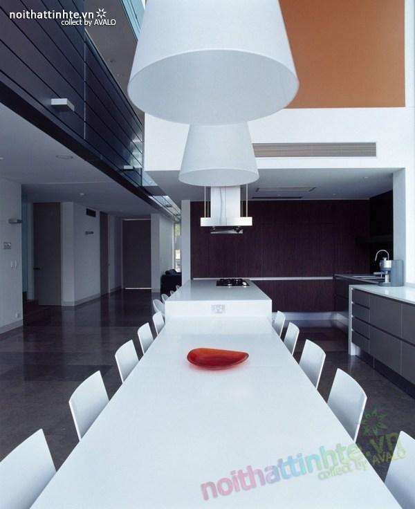 Thiết kế nhà đẹp 2 tầng nội thất sang trọng ở Sydney 05