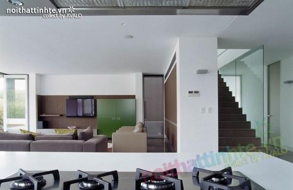 Thiết kế nhà đẹp 2 tầng nội thất sang trọng ở Sydney 06