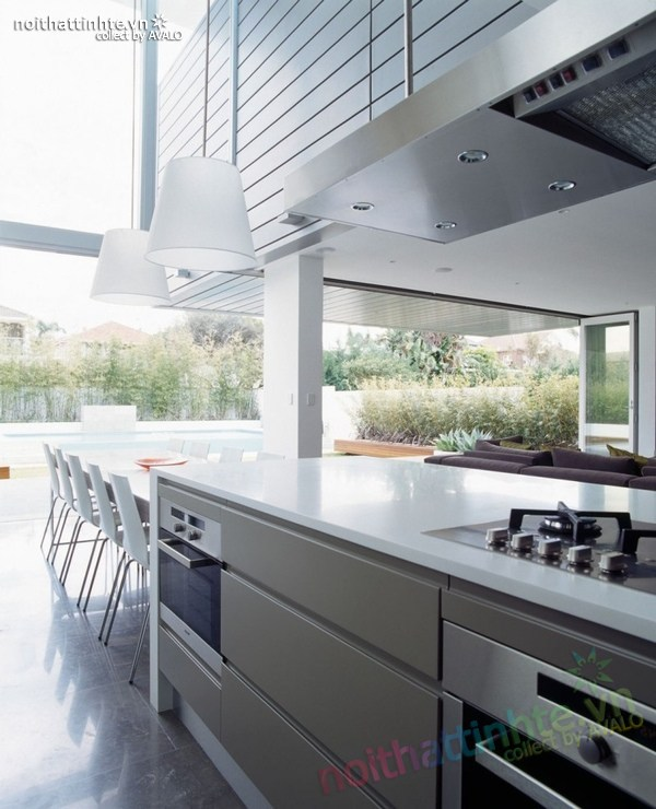 Thiết kế nhà đẹp 2 tầng nội thất sang trọng ở Sydney 07