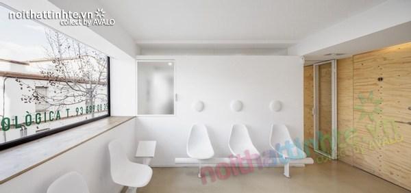 Thiết kế nội thất phòng khám nha khoa ở Torrelles 02
