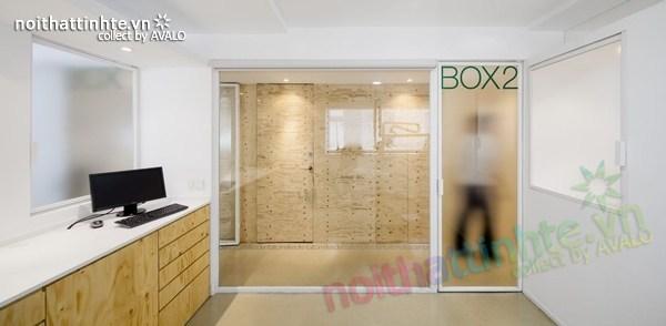 Thiết kế nội thất phòng khám nha khoa ở Torrelles 06