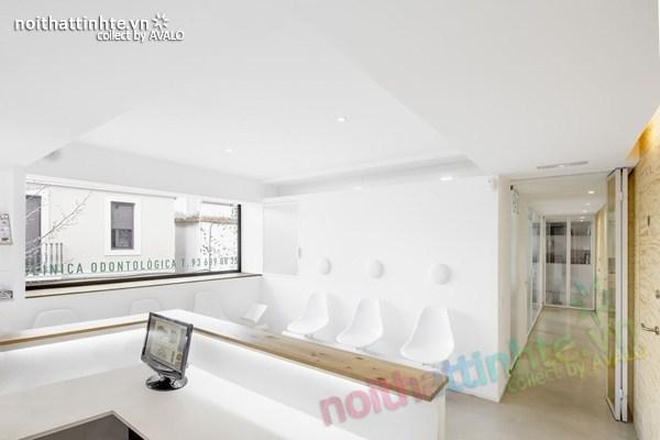 Thiết kế nội thất phòng khám nha khoa ở Torrelles 07
